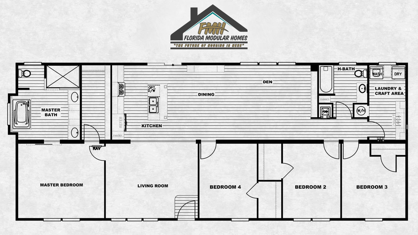 The Patriot Collection Archives - Florida Modular Homes