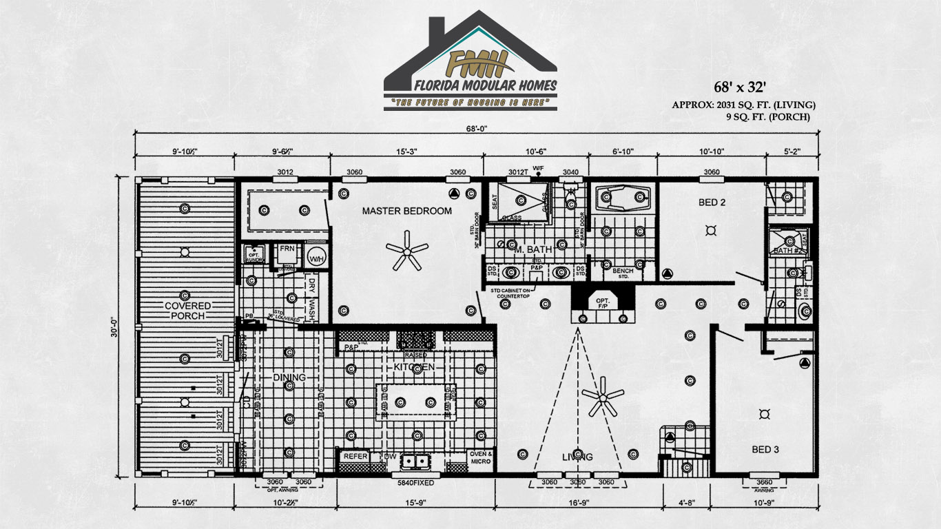 The Moultrie - Florida Modular Homes