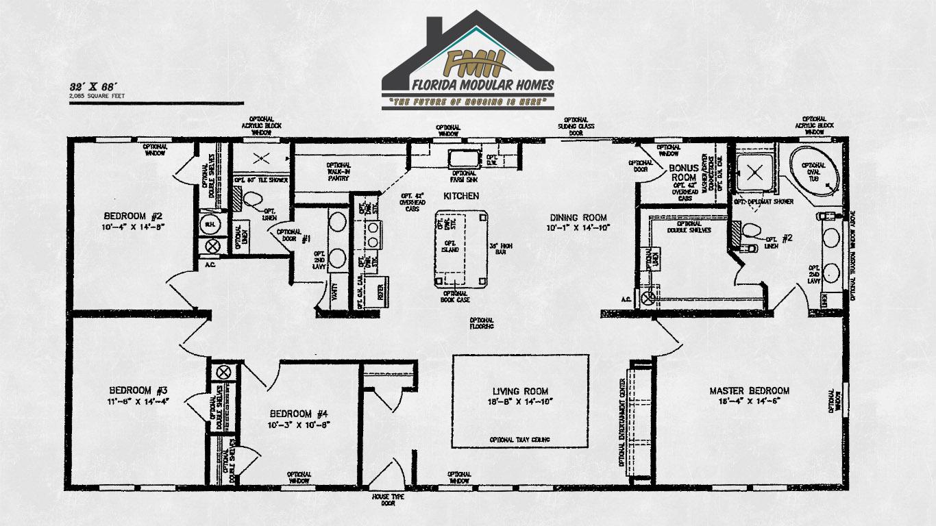 Our Modular Manufactured Home Manufacturers Florida Modular Homes